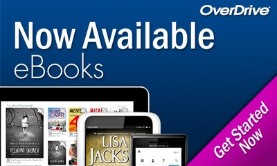 OverDrive eBooks Now Available at LPL!
